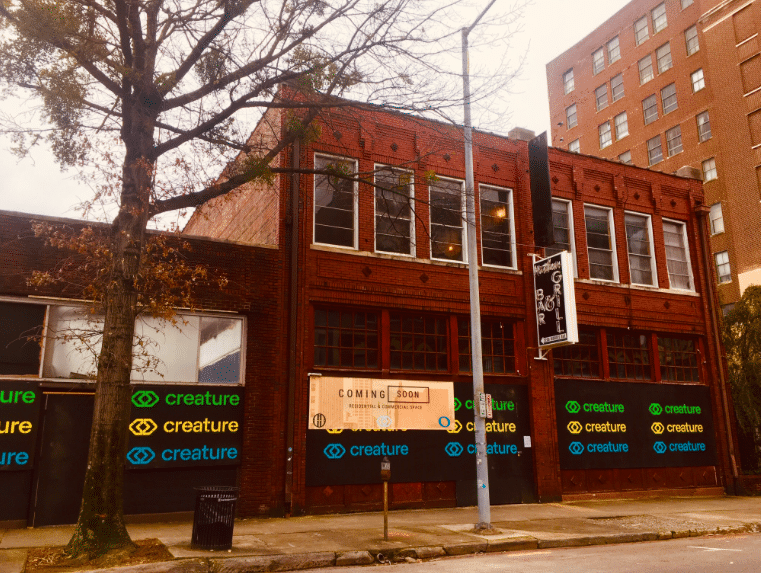 Mercantile on Morris, a new mixed-use redevelopment in the heart of historic Birmingham